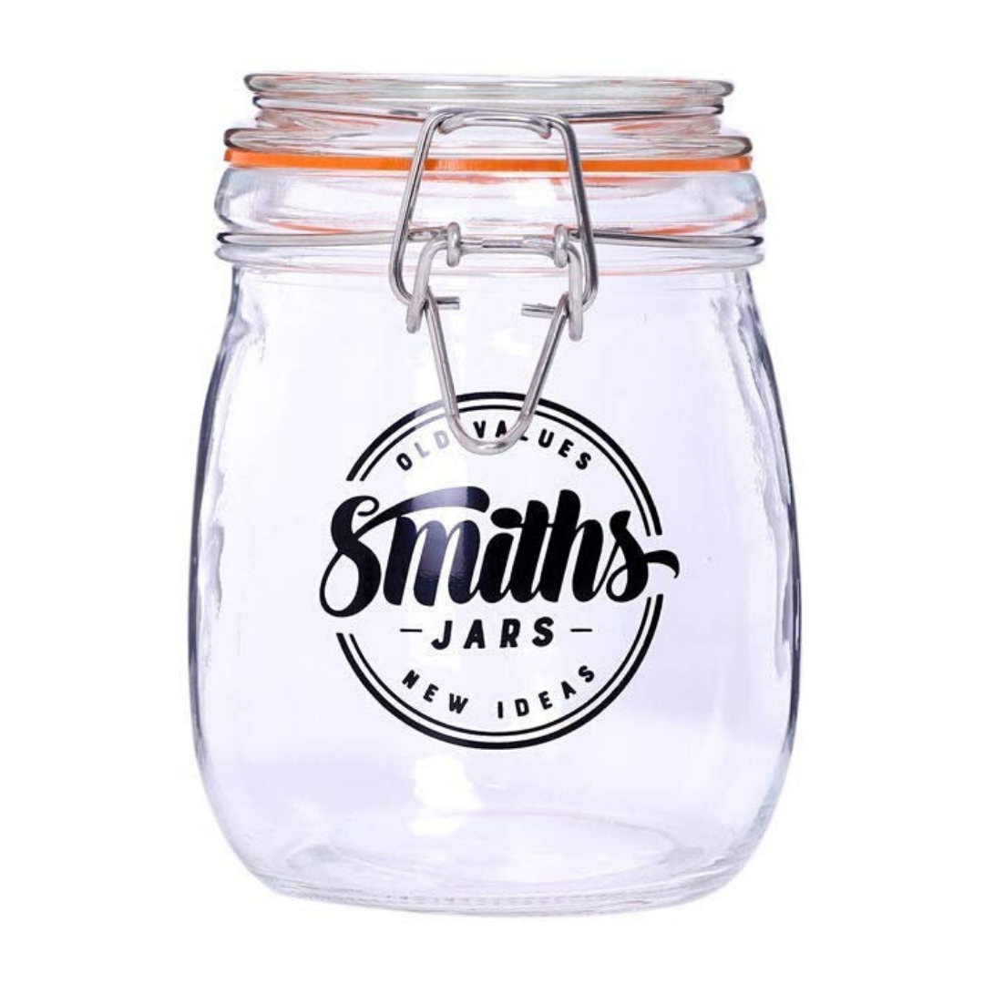 Airtight Glass Jars
