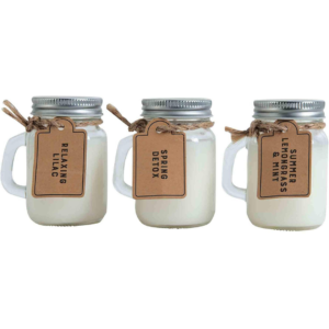 smith's mason jars candles