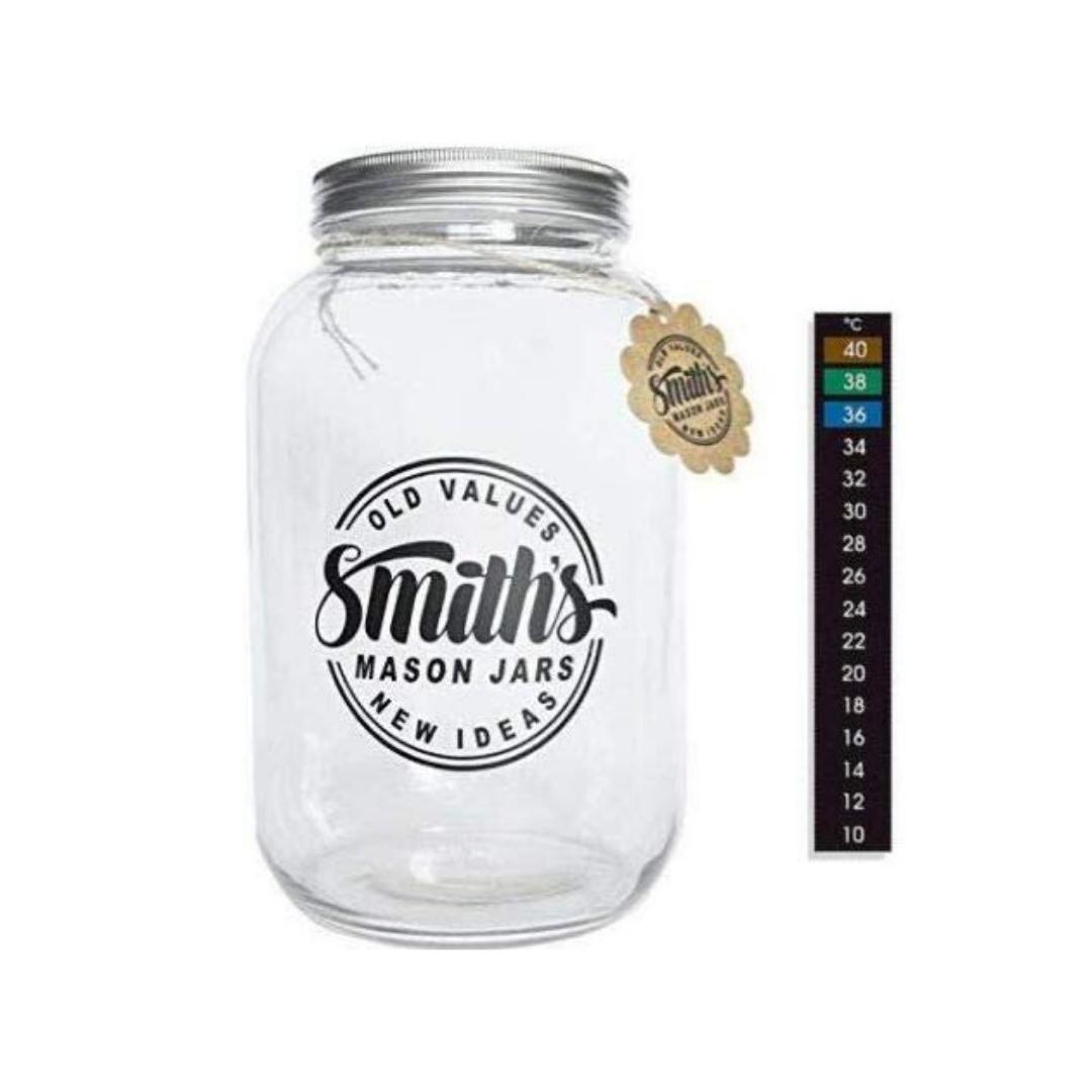 1 gallon mason jar