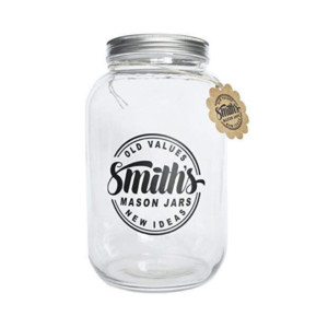 1 gallon mason jar